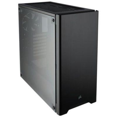 image Corsair Carbide 275R Boîtier PC Gaming (Fenêtré Moyenne Tour ATX) - Noir