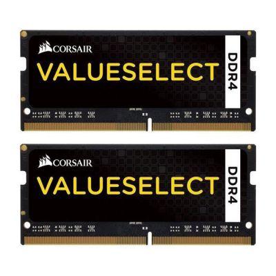 image Corsair CMSO32GX4M2A2133C15 Value Select 32GB (2x16GB) DDR4 2133Mhz Noir