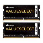 image produit Corsair CMSO32GX4M2A2133C15 Value Select 32GB (2x16GB) DDR4 2133Mhz Noir - livrable en France