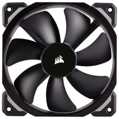 image Corsair - CO-9050040-WWML120 - PRO Ventilateur de Boitier, 120mm, Premium Ventilateur à Lévitation Magnétique (Single Pack)