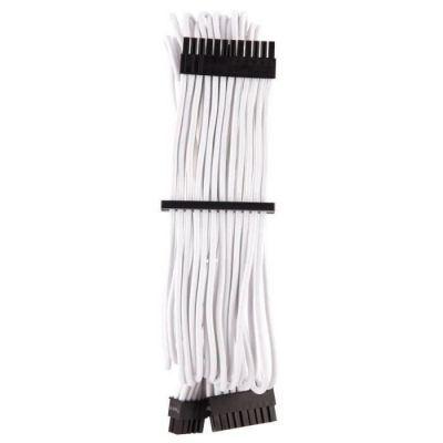 image Kit pro de câbles CORSAIR Premium PSU Cables pour alimentation type 4 Gen 4 avec gainage multi-brins – noir