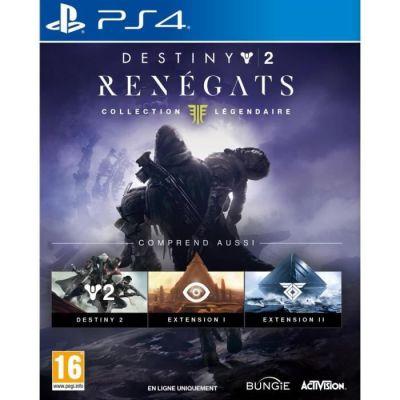 image Jeu Destiny 2 : Renégats - Collection Légendaire sur Playstation 4 (PS4)