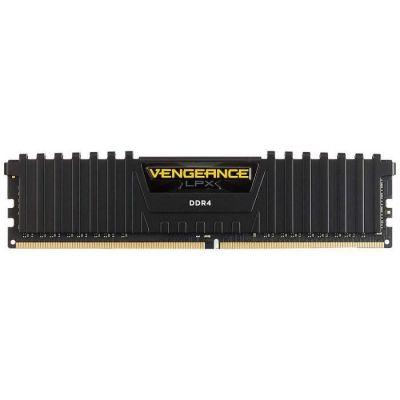image Corsair Vengeance LPX 8Go (1x8Go) DDR4 3000MHz C16 XMP 2.0 Kit de Mémoire Haute Performance - Noir