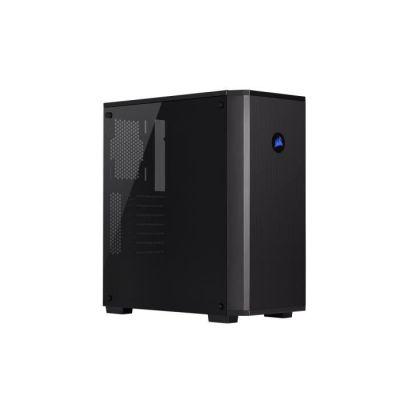 image Corsair Carbide Series, 175R RGB, Boîtier PC Gaming (ATX Moyen-Tour avec Fenêtre en Verre Trempé) - Noir