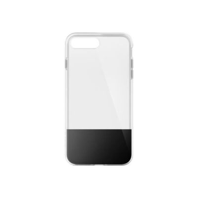 image Belkin - F8W852btC00 - SheerForce - Coque avec Dos Transparent pour iPhone 7+/8+ - Noir