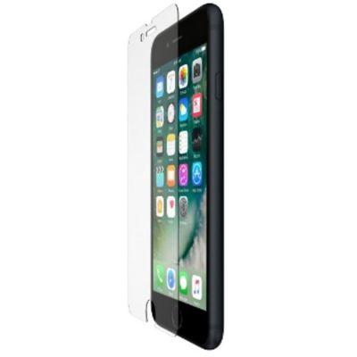 image Belkin - ScreenForce - Film de protection d'écran en verre trempé pour iPhone 6, 6s, 7, 8