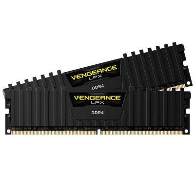 image Corsair Vengeance LPX 16Go (2x8Go) DDR4 3000MHz C15 XMP 2.0 Kit de Mémoire Haute Performance - Noir